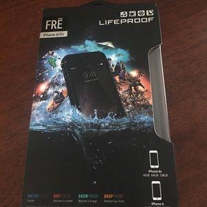 Lifeproof iPhone 6/6s Black Case